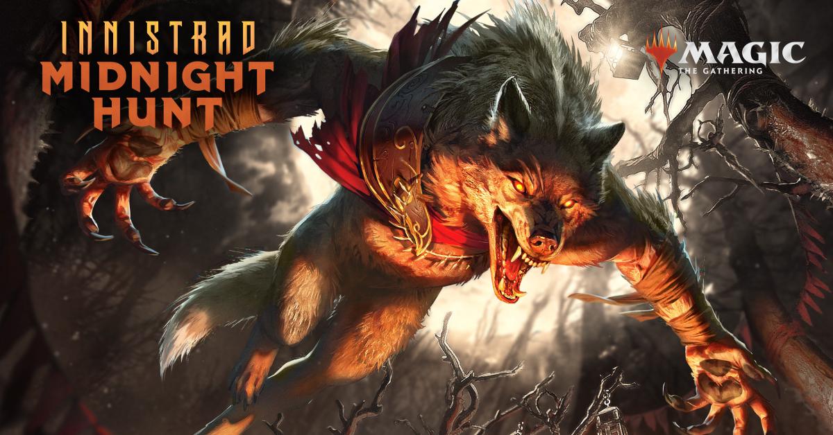 Magic: Innistrad Midnight Hunt Prerelease