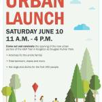 Celebrate the opening of the urban K&P Trail on June 10