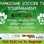 Pawsome Soccer 7's Tournament
