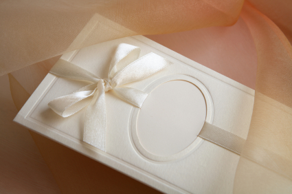 Wedding Invitation, image from Istockphoto.com