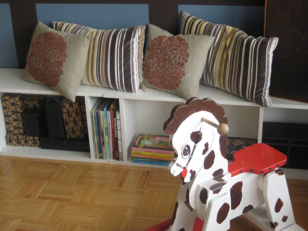 Ikea Hack Billy Bookcase Into A Bench Kings Where It Counts