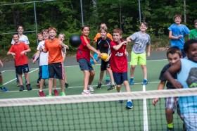 Junior dodgeball