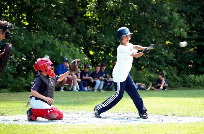 Inter-camp baseball