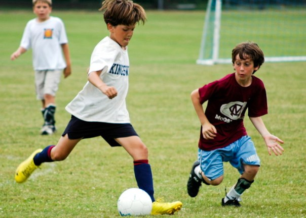 Inter-camp soccer