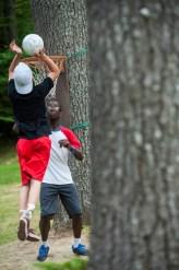 grassketball basketball