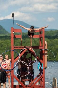 Zany Water Olympics
