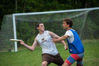 ultimate frisbee game