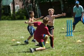 Cricket clinic