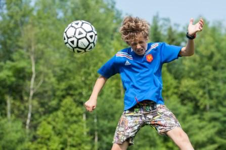 soccer clinic boy summer camp sports games new england overnight