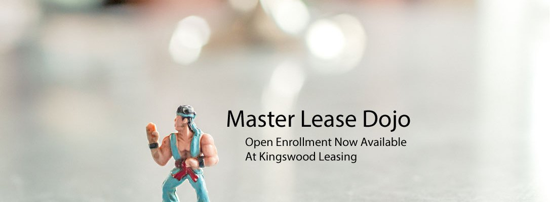 Kingswood Master Lease Dojo