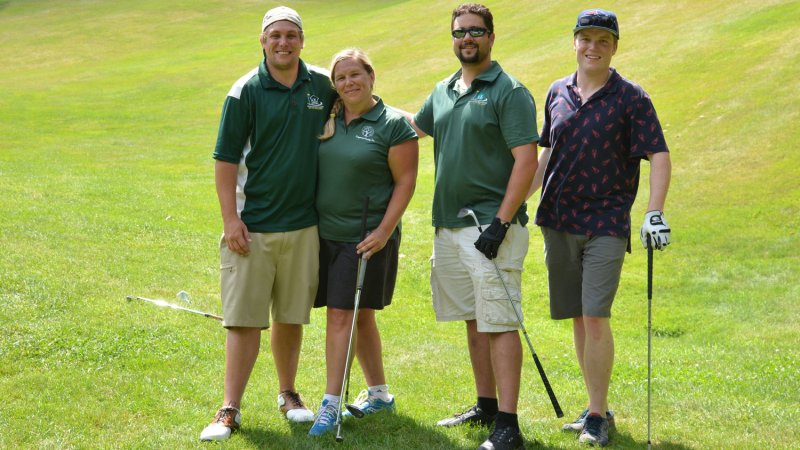 Kingswood Crushes It At 8th Annual Dover Children's Home Golf Tournament