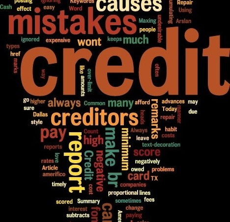 Common Credit Mistakes