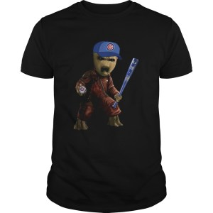 Groot I Am Chicago Cubs Shirt