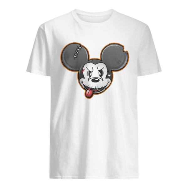 Halloween Mickey Mouse Shirt Classic Men's T-shirt