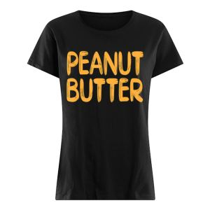 Peanut Butter Halloween Matching Costume jelly T-Shirt Classic Women's T-shirt