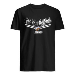 Buffalo Bandits Steve Dietrich Billy Dee Smith Ken Montour Pat McCready John Tavares Legends Signatures  Classic Men's T-shirt