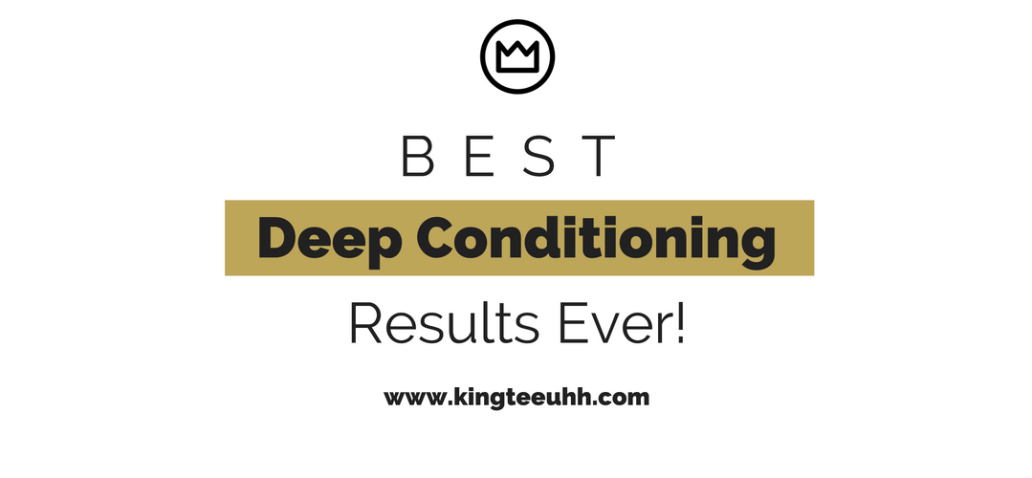 Best Deep Conditioning Results Ever