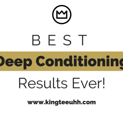 Best Deep Conditioning Results Ever!