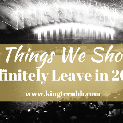 11 Things We Should Definitely Leave in 2016 | Kingteeuhh