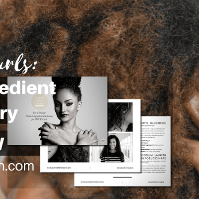 Know Thy Curls   Natural Hair E-Book Review