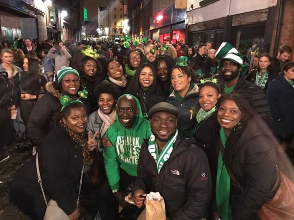 KT Dublin Bar Crawl