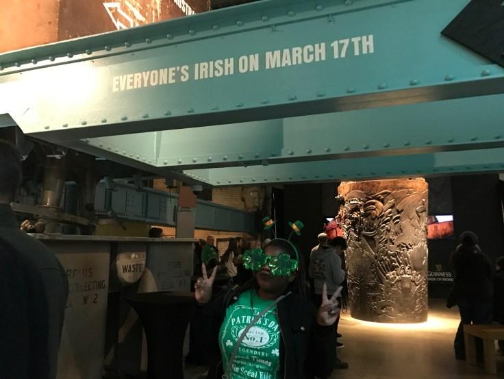 Everyone is Irish Kingteeuh