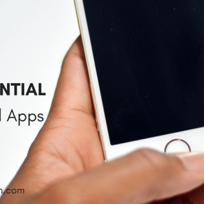 9 Essential Travel Apps