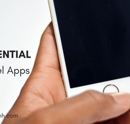 Best Mobile Apps for Travel