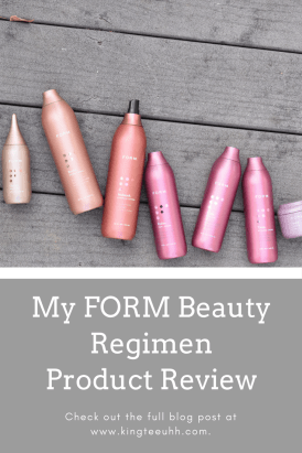 FORM Beauty Review Pin KT
