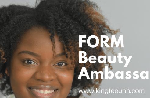 FORM Brand Ambassador