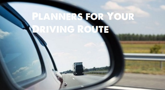 plan my route driving