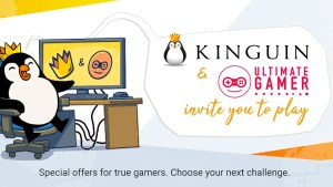 Kinguin & Ultimate Gamer cooperation