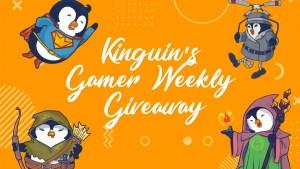 Kinguin's Gamer Weekly Giveaway