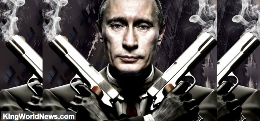 King World News -- Putin Draws Line In The Sand As West's Big Oil Companies Push For War