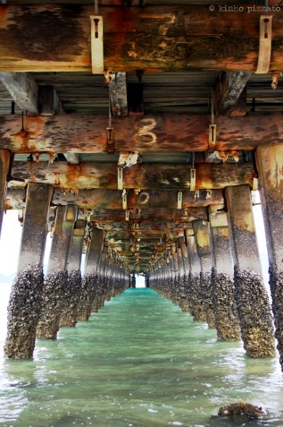 the old maggie pier