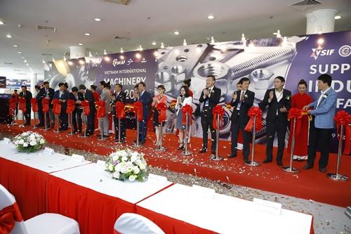 Triễn lãm Quốc tế Máy móc – Thiết bị công nghiệp và Sản phẩm công nghiệp hỗ trợ Việt Nam