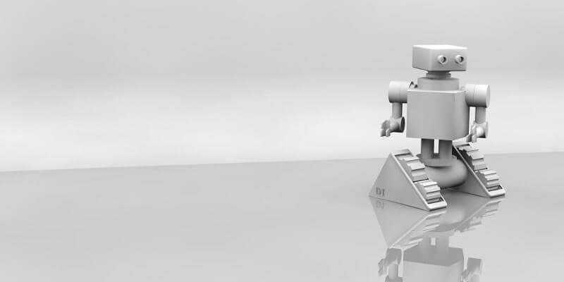 AIロボットの画像