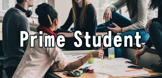 学生向けのPrime Student