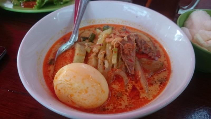 Kuliner Malang menu abah odil