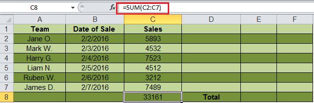 Fungsi Excel yang berguna-1