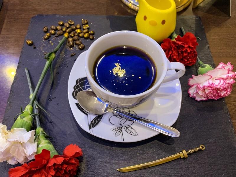 燭台切光忠ブレンドコーヒー