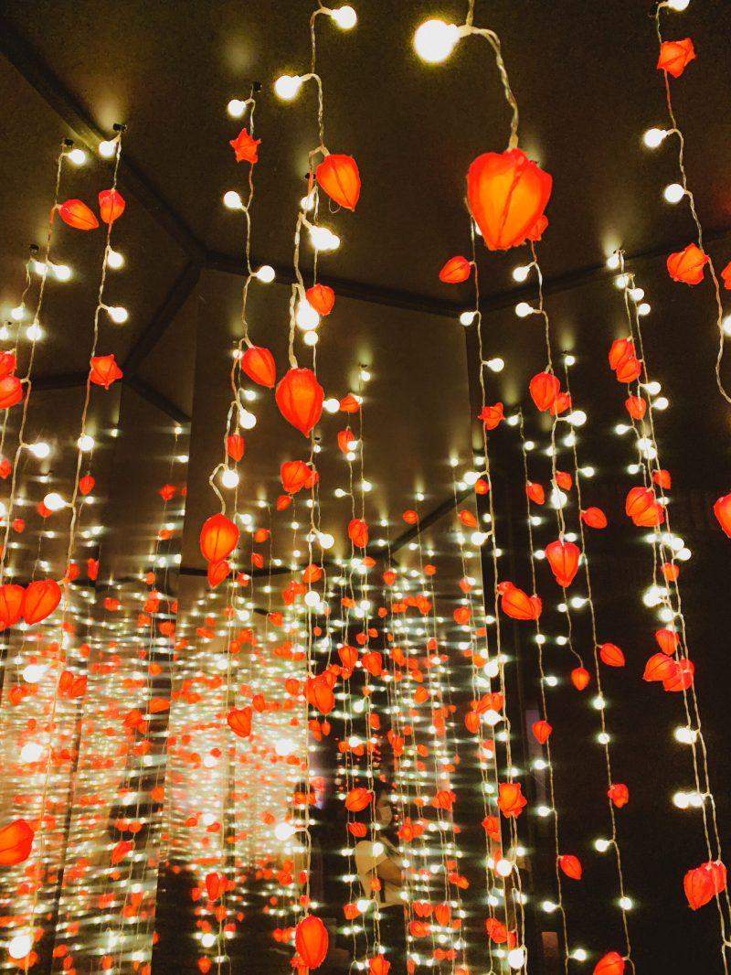 灯結び展撮影スペース1