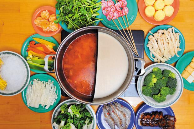 Sweet Home Cafe(スイートホームカフェ)の「台湾鍋(Hot Pot)」