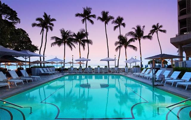 Moana Surfrider A Westin Resort & Spa(モアナ・サーフライダー・ウェスティン・リゾート&スパ)