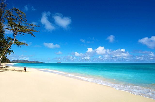 Waimanalo Beach(ワイマナロビーチ)