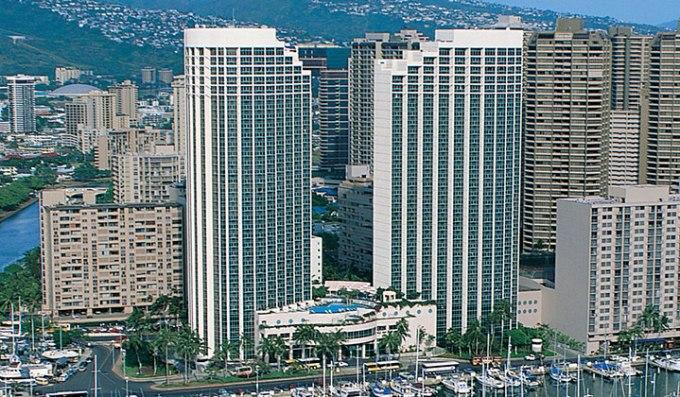 Hawaii Prince Hotel Waikiki(ハワイ・プリンス・ホテル・ワイキキ)