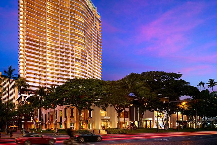 The Ritz-Carlton Residences at Waikiki Beach(ザ・リッツ・カールトンレジデンス・ワイキキビーチ)