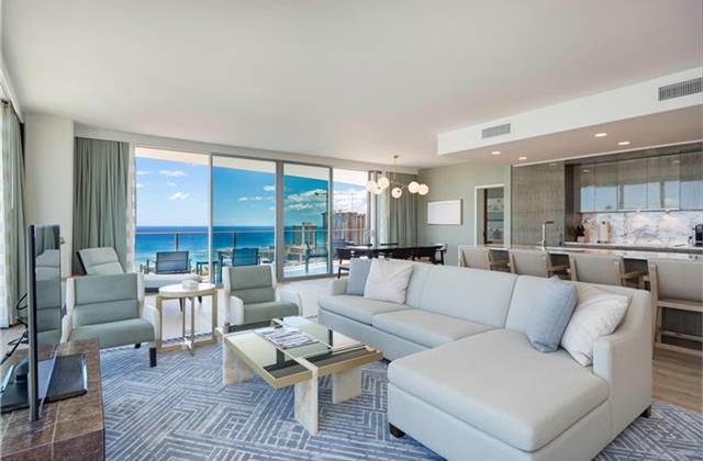 The Ritz-Carlton Residences at Waikiki Beach(ザ・リッツ・カールトン・レジデンス・ワイキキビーチ)