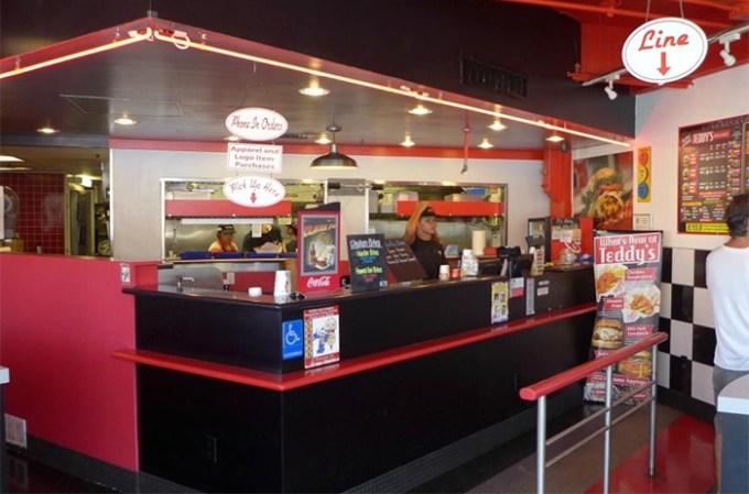 Teddy's Bigger Burgers(テディーズ・ビガー・バーガー)