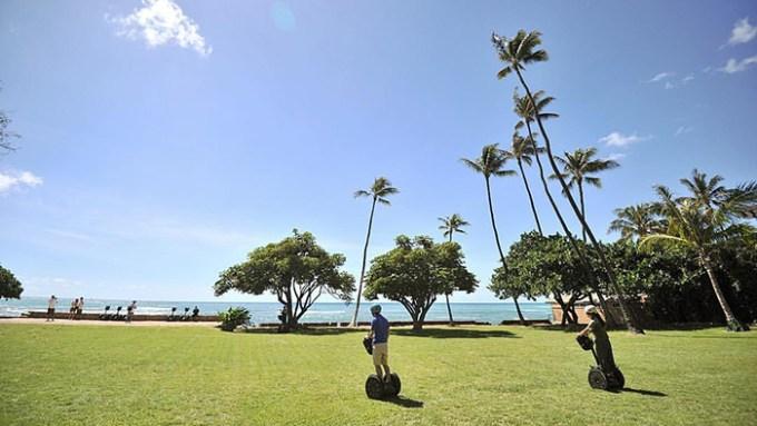 Segway of Hawaii Waikiki(セグウェイ オブ ハワイ ワイキキ)